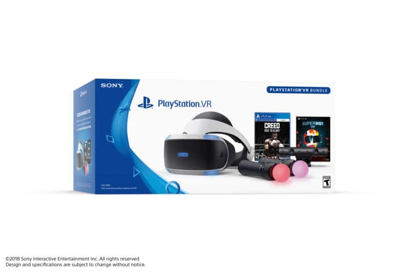 PlayStation VR Creed