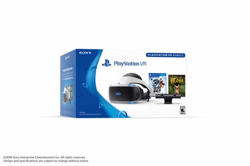 PlayStation VR Moss