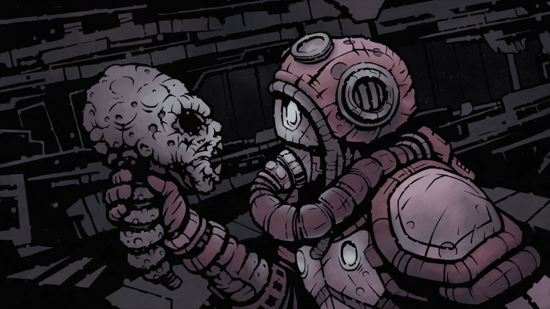 deep sky derelicts: mercenaire
