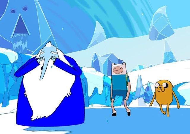 Adventure Time pirates de la terre de ooo équipe