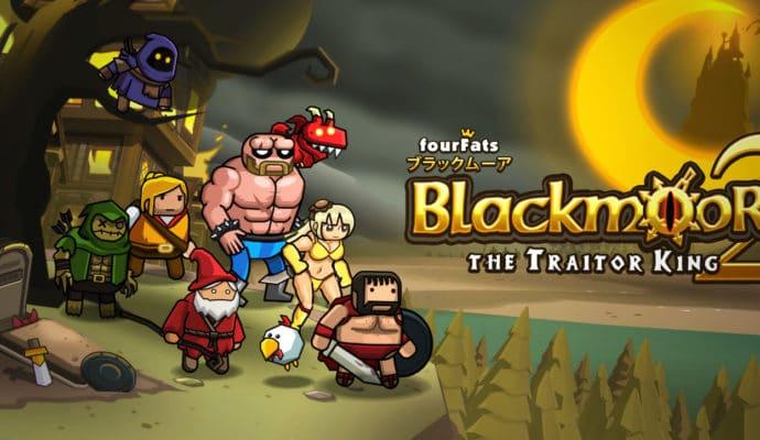 Blackmoor 2 écran titre