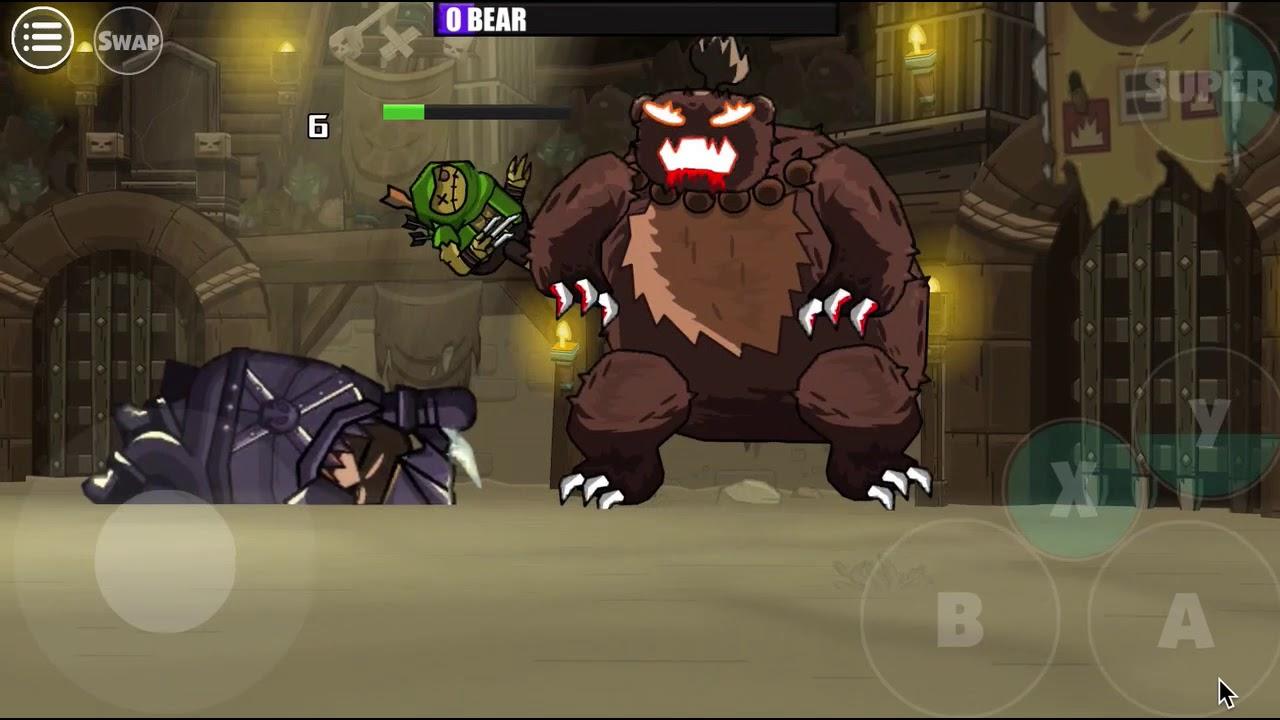 Blackmoor 2 combat de boss
