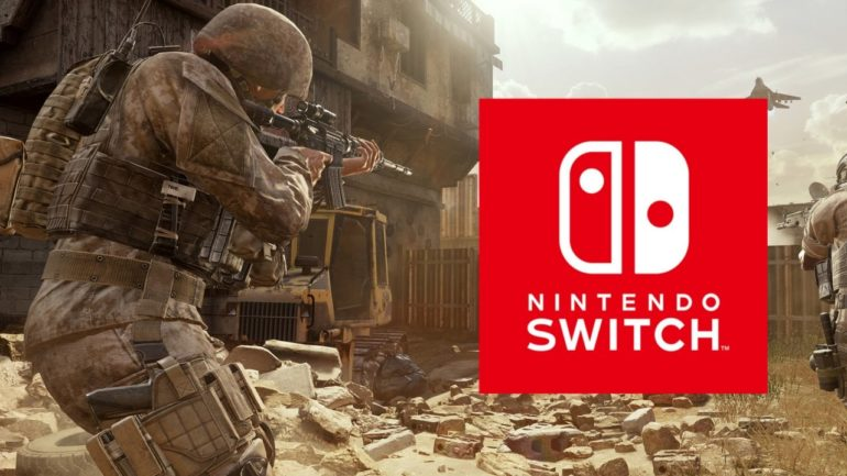 Call of Duty: Black Ops 4 - Call of du Switch