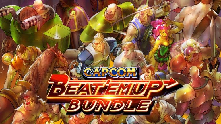 Capcom Beat-Em Up Bundle - Bruce Bannière