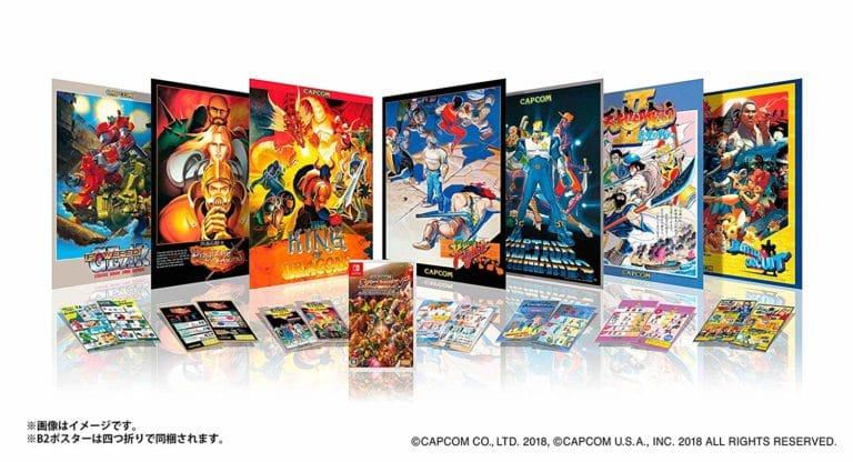Capcom Beat-Em Up Bundle - Collector