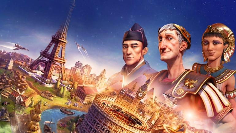 Civilization VI - De Rome à Washington en passant par Pékin