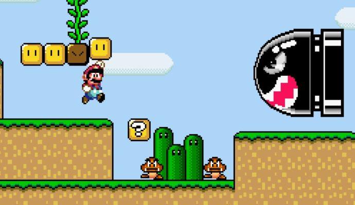 Data Frog Super Mario World