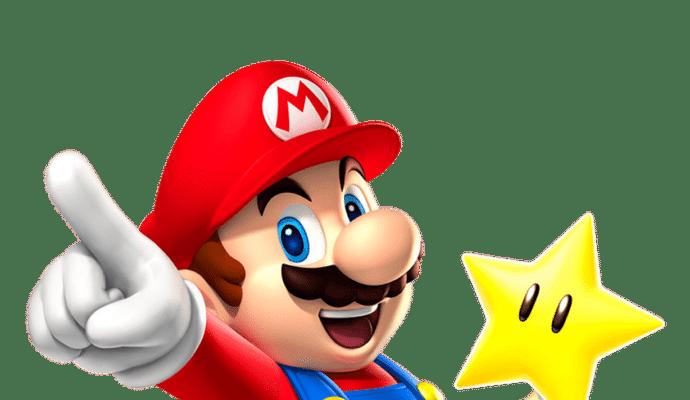 Data Frog Mario