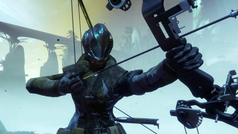 Destiny 2 : Renégats - arc