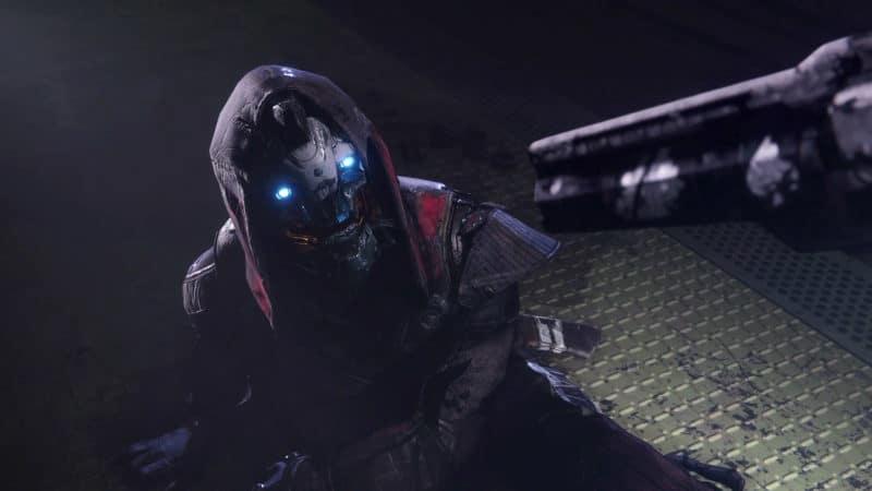 Destiny 2 : Renégats - cayde mauvaise posture