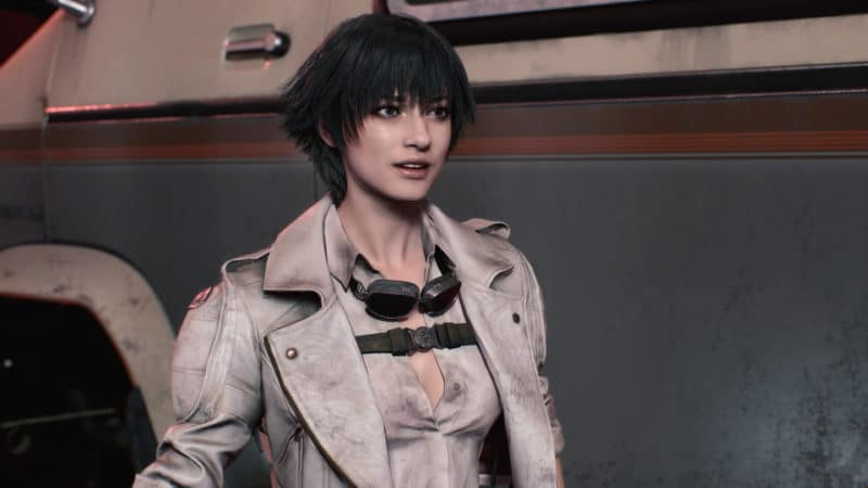 Devil May Cry 5 Lady