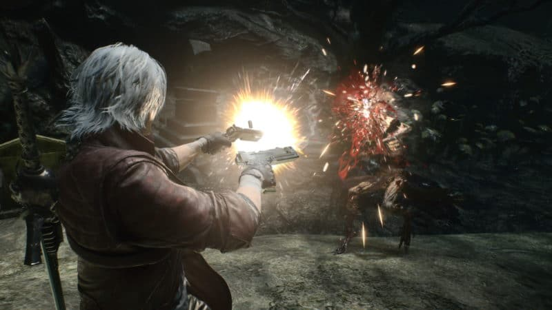 Devil May Cry 5 Ebony et Ivory