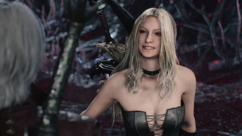 Devil May Cry 5 Trish