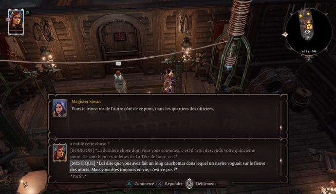 Divinity: Original Sin II Definitive Edition dialogue