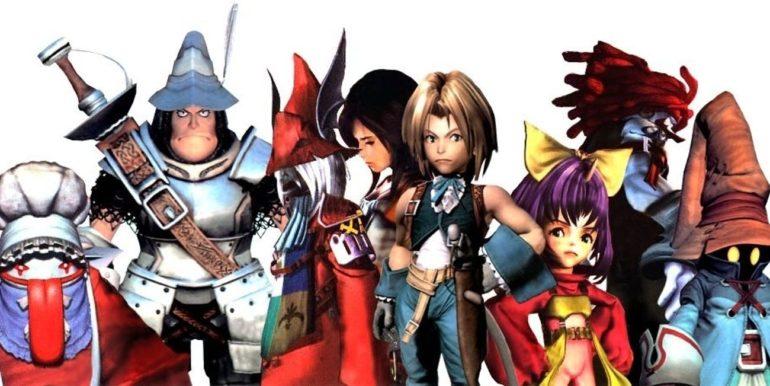 Final Fantasy IX personnages