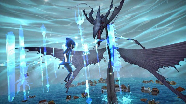 Final Fantasy XV: Pocket Edition HD - Leviathan