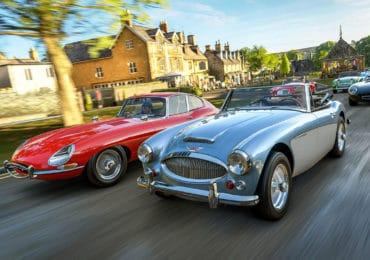 Forza Horizon 4 Aston Martin de James Bond