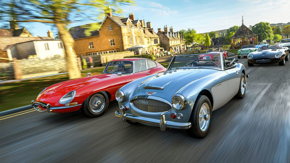 Forza Horizon 4 Aston Martin de James Bond