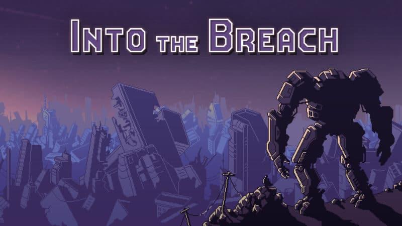 Into The Breach - écran accueil