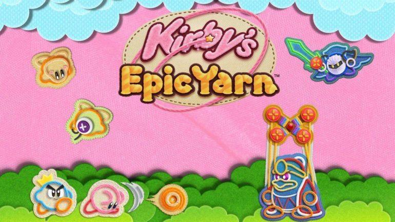 Kirby's Extra Epic Yarn - les nerfs en pelote
