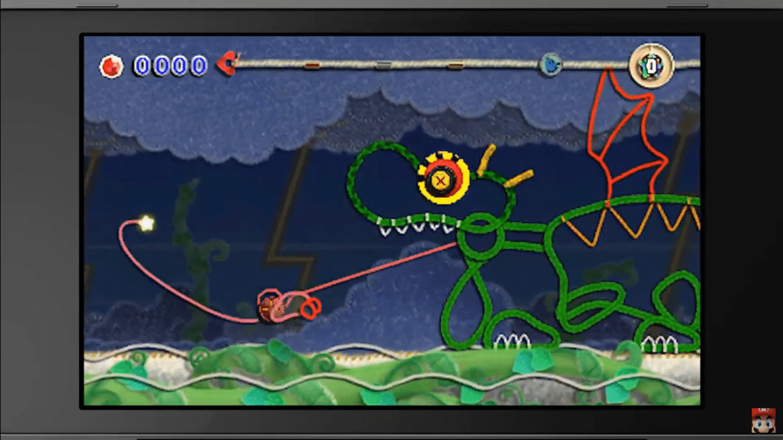 Kirby: au Fil de l'Aventure - Monster Hunter