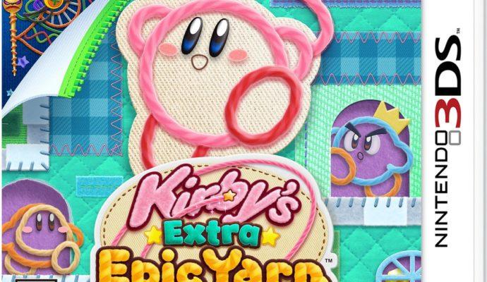 Kirby: au Fil de l'Aventure - la boîte
