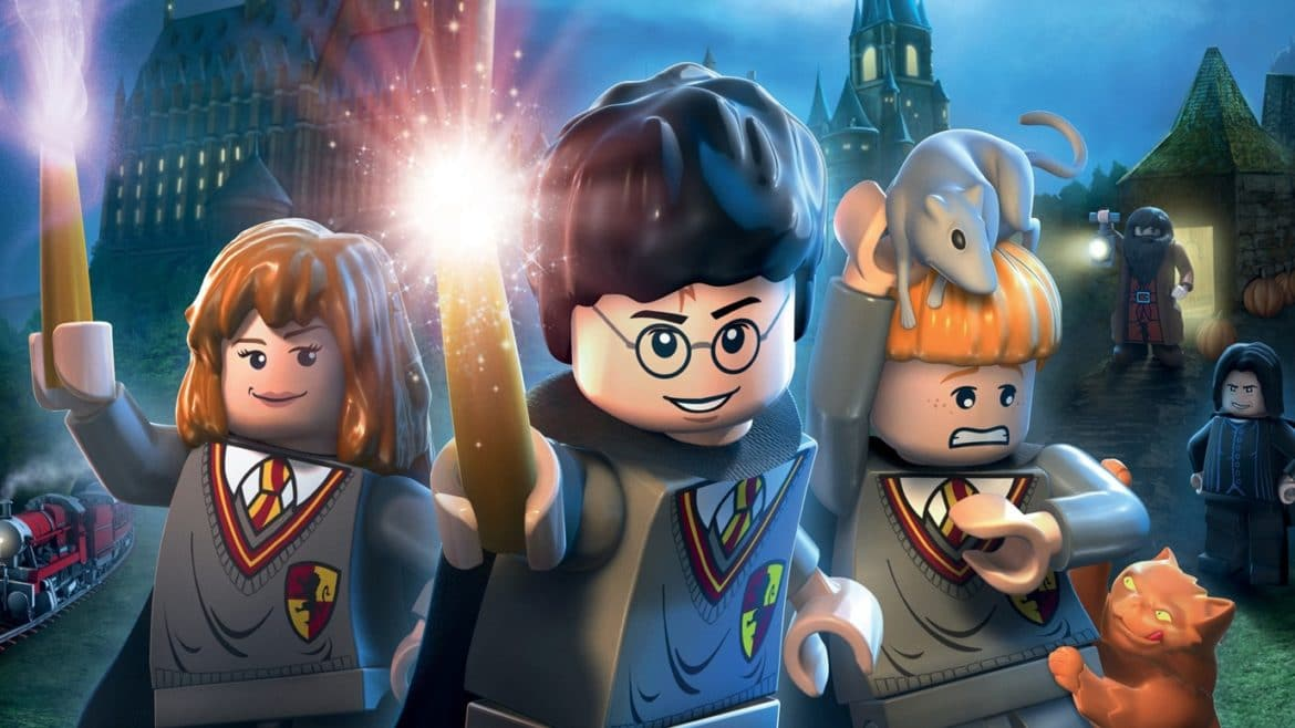 LEGO Harry Pottter Collection - Harry, Ron et Hermione