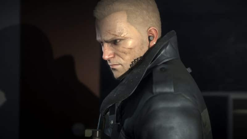 Left Alive Leonid