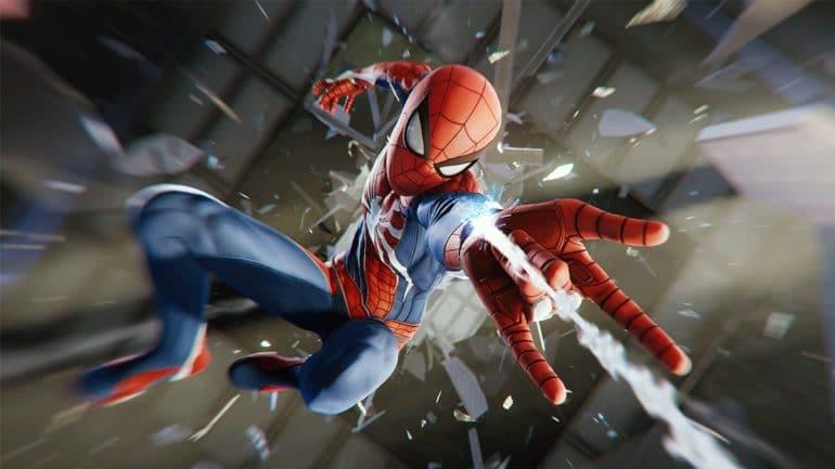 Marvel's Spider-Man Spider Man