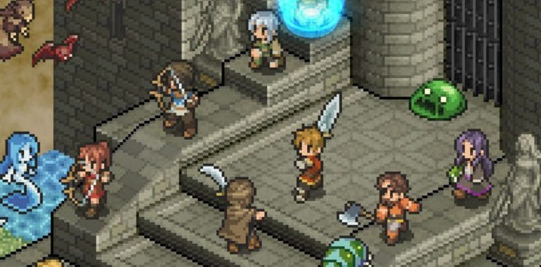 Mercenaries Saga Chronicles - screenshot