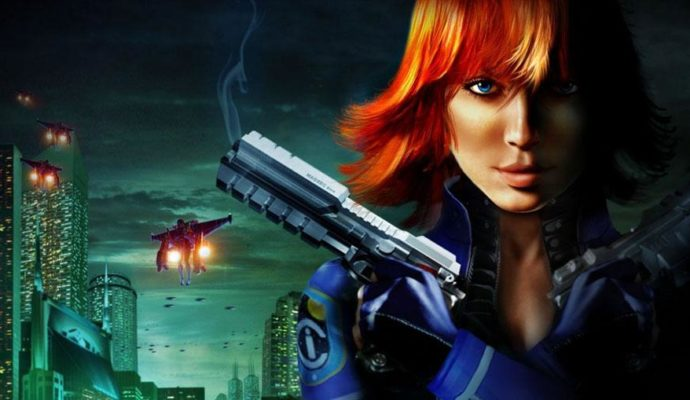 Microsoft Perfect Dark Joanna