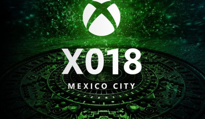 Microsoft X018 Mexico Logo