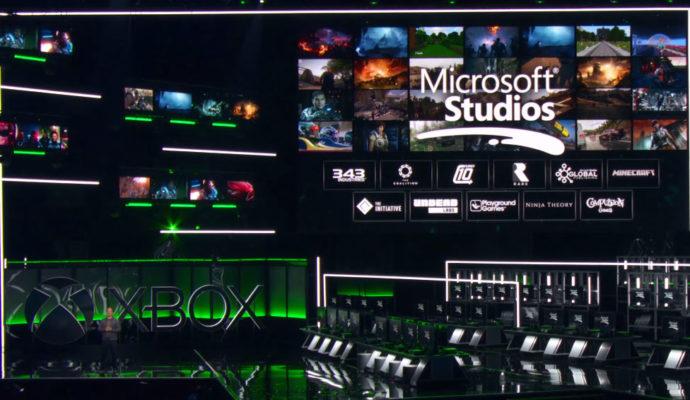 Microsoft Playground Games, Ninja Theory, Compulsion Games