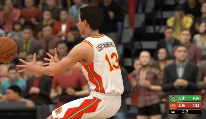 NBA 2K19 - ma carrière 1
