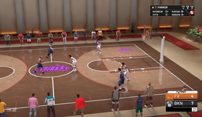 NBA 2K19 - 3 vs 3