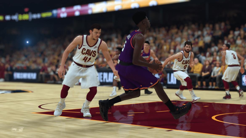 NBA 2K19 - dunk