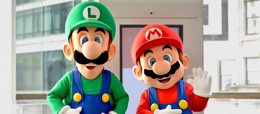 Nintendo Direct Mario Luigi