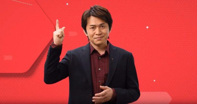 Nintendo Direct - Koizumi