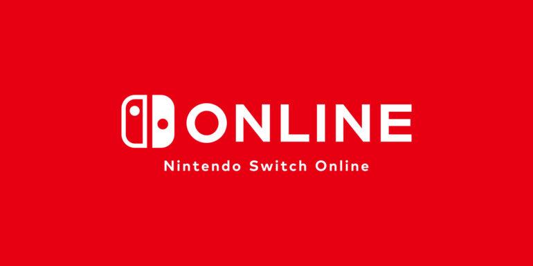 Nintendo Switch Online - logo officiel