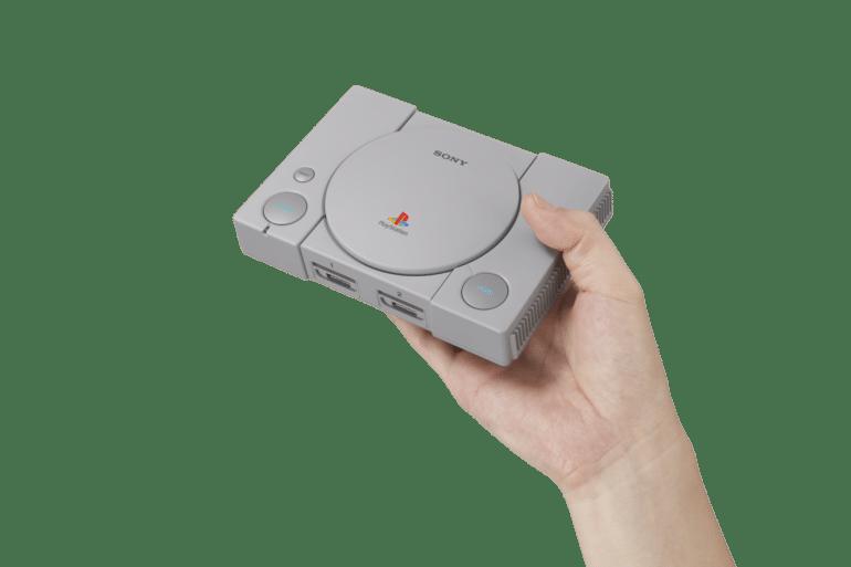 PlayStation Classic - en main