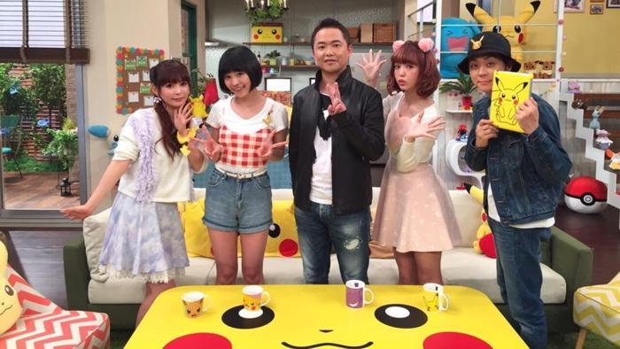 Pokémon - Junichi Masuda et d'autres gens bizarres dont quelqu'un en short