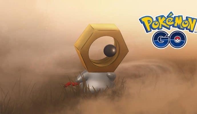 Pokémon GO - Meltan artwork