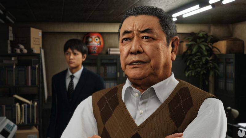 Judge Eyes Takashi Genda