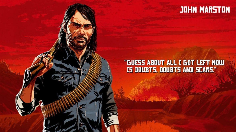 Red Dead Redemption 2 -John Marston
