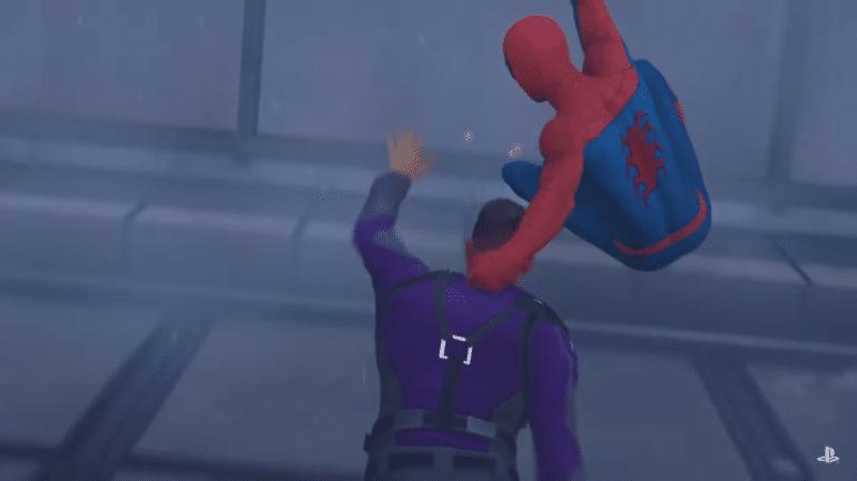 Spider-Man combat criminel