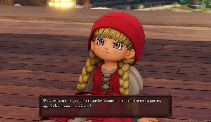 Test Dragon Quest XI - Véronica