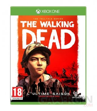 The Walking Dead - The final season - Xbox One