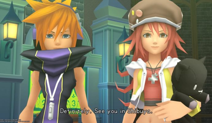 The World Ends With You - Kingdom Hearts 3D