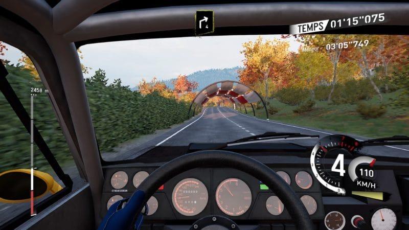 v-rally-4 japon cockpit