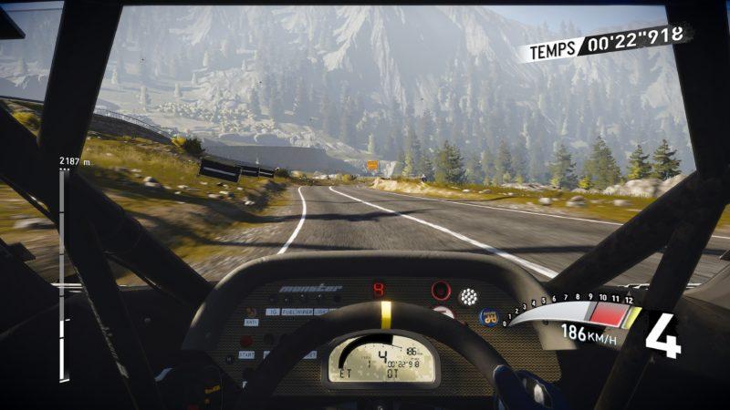 v-rally 4 hillclimb cockpit